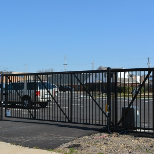 Automatic Gate Service Example 10