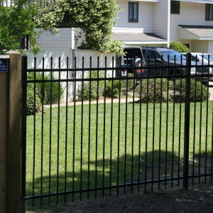 Iron Fence Exmaple Medium