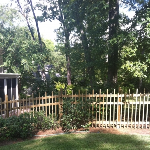 Picket Fence Example 1