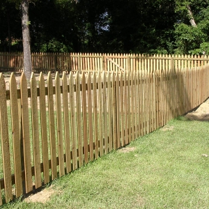 Picket Fence Example 2