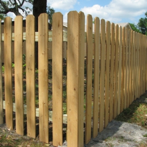 Picket Fence Example 6
