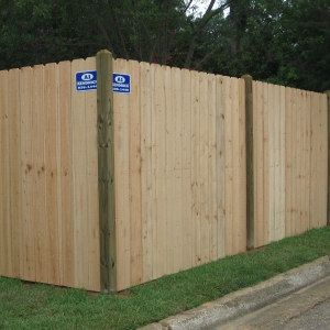 Privacy Fence Example 01