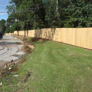 Privacy Fence Example 02