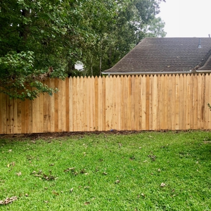 Privacy Fence Example 04