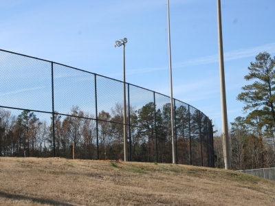 Sports Complex Fence